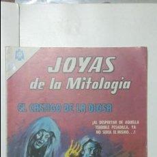 Tebeos: JOYAS DE LA MITOLOGÍA N° 42 - ORIGINAL EDITORIAL NOVARO. Lote 139405134