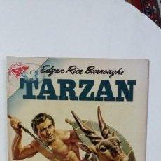 Tebeos: TARZÁN N° 43 (1955) EXCELENTE - ORIGINAL EDITORIAL NOVARO. Lote 139694154