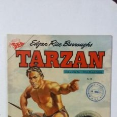 Tebeos: TARZÁN N° 38 (1955) EXCELENTE - ORIGINAL EDITORIAL NOVARO. Lote 139720858