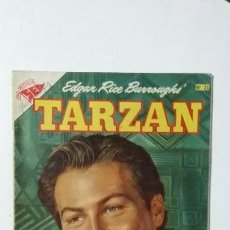 Tebeos: TARZÁN N° 31 (1954) - FOTO LEX BARKER - ORIGINAL EDITORIAL NOVARO. Lote 139722282
