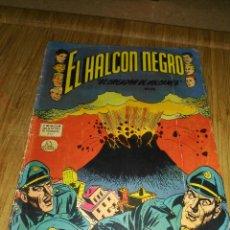 Tebeos: EL HALCÓN NEGRO Nº 59 MUY DIFÏCIL. Lote 139820558