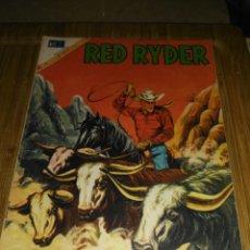 Tebeos: RED RYDER Nº 199 DIFÍCIL. Lote 139821190
