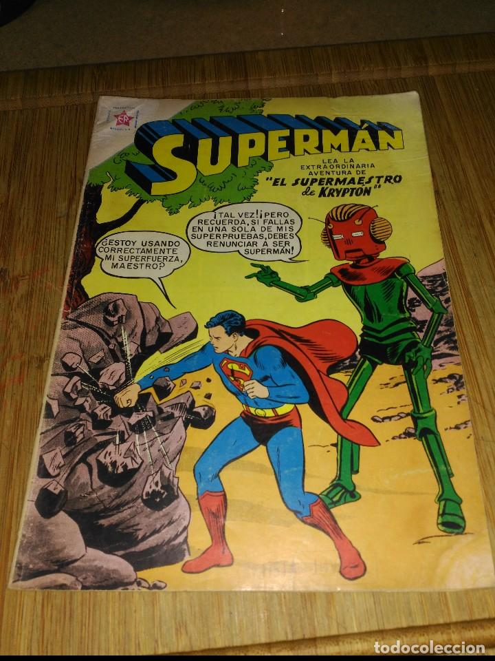 SUPERMAN NOVARO Nº 164 (Tebeos y Comics - Novaro - Superman)