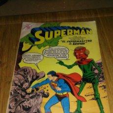 Tebeos: SUPERMAN NOVARO Nº 164. Lote 139866362