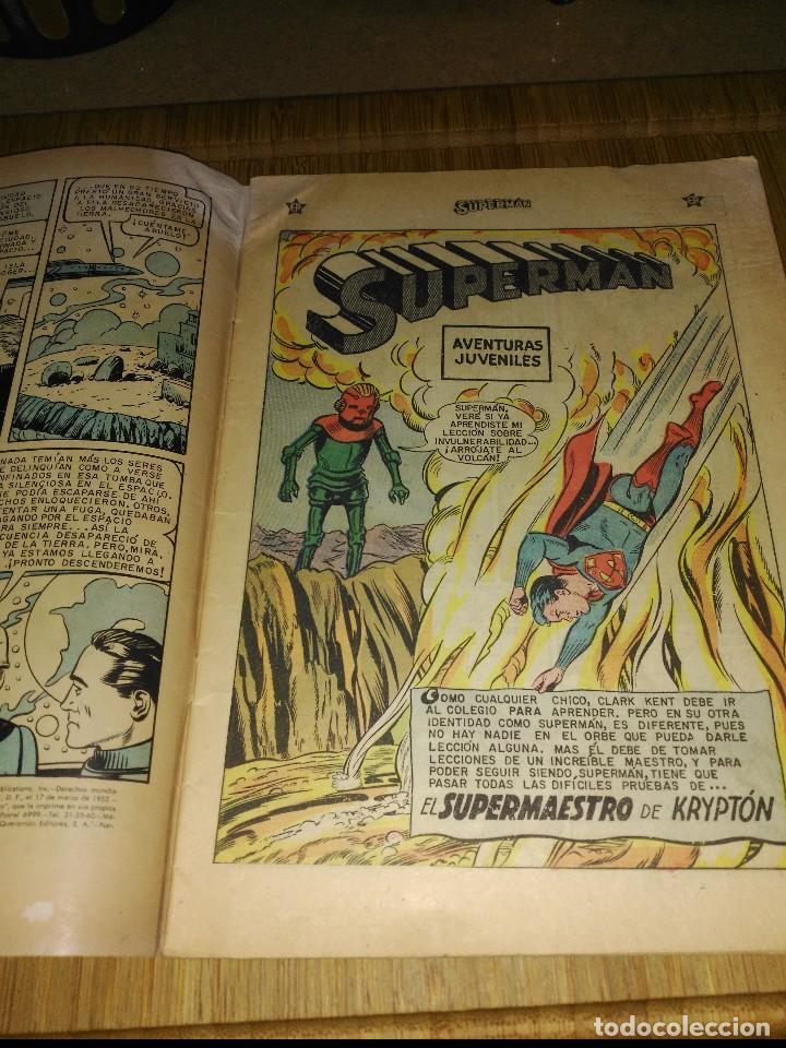 Tebeos: Superman Novaro Nº 164 - Foto 3 - 139866362