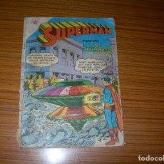 Tebeos: SUPERMAN Nº 182 EDITA NOVARO. Lote 140371774
