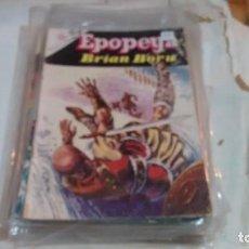 Tebeos: EPOPEYA N° 40 - BRIAN BORU -. Lote 140389862