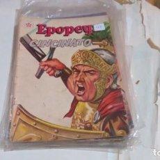 Tebeos: EPOPEYA N° 47 - CINCINATO -. Lote 140391342