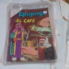 Tebeos: EPOPEYA N° 73 - EL CAFE -. Lote 140391834