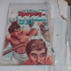 Tebeos: EPOPEYA N° 49 - LOS VENCEDORES DEL MAR -. Lote 140392718