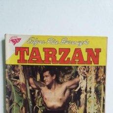Tebeos: TARZÁN N° 98 - FOTO GORDON SCOTT - ORIGINAL EDITORIAL NOVARO. Lote 140464774