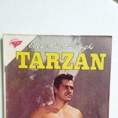 Tebeos: TARZÁN N° 95 - FOTO GORDON SCOTT - ORIGINAL EDITORIAL NOVARO. Lote 140465234