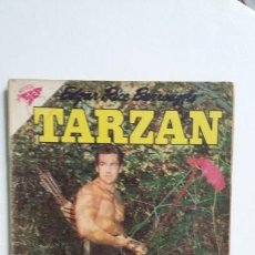 Tebeos: TARZÁN N° 92 - FOTO GORDON SCOTT - ORIGINAL EDITORIAL NOVARO. Lote 140465886