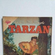 Tebeos: TARZÁN N° 91 - FOTO GORDON SCOTT - ORIGINAL EDITORIAL NOVARO. Lote 140466010