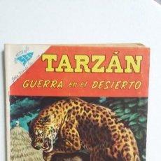 Tebeos: TARZÁN N° 90 - ORIGINAL EDITORIAL NOVARO. Lote 140466370