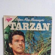 Tebeos: TARZÁN N° 89 - FOTO GORDON SCOTT - ORIGINAL EDITORIAL NOVARO. Lote 140466518