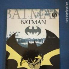 Livros de Banda Desenhada: BATMAN AÑO UNO COLECCIONABLE PLANETA DE AGOSTINI # 1 2005. COMO NUEVO. Lote 140602710