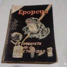 Tebeos: EPOPEYA - NUMERO 62 -. Lote 140871854