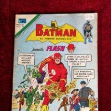 Livros de Banda Desenhada: BATMAN SERIE AGUILA EDITORIAL NOVARO 2 - 936 AÑO 1978 - PRESENTA FLASH. Lote 140970922