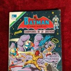 Livros de Banda Desenhada: BATMAN SERIE AGUILA EDITORIAL NOVARO 2 - 930 AÑO 1978 - PRESENTA CAMPEONES DE LA JUSTICIA. Lote 140972574