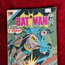 Tebeos: BATMAN SERIE AGUILA EDITORIAL NOVARO 2 - 927 AÑO 1978. Lote 155142821