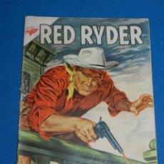 Tebeos: (M) RED RYDER AÑO I NUM 8 EDT NOVARO, SEÑALES DE USO. Lote 140976918