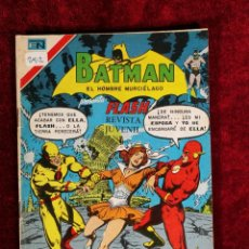 Livros de Banda Desenhada: BATMAN SERIE AGUILA EDITORIAL NOVARO 2 - 912 AÑO 1978 - PRESENTA FALSH. Lote 140981010