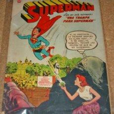 Tebeos: SUPERMAN Nº 86 - NOVARO ORIGINAL. Lote 141199018