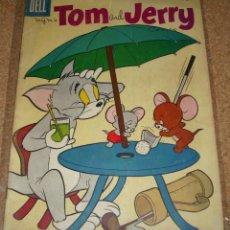 Tebeos: TOM Y JERRY - DELL COMICS USA 1957 - COMO NOVARO - MUY BUENO. Lote 141254290