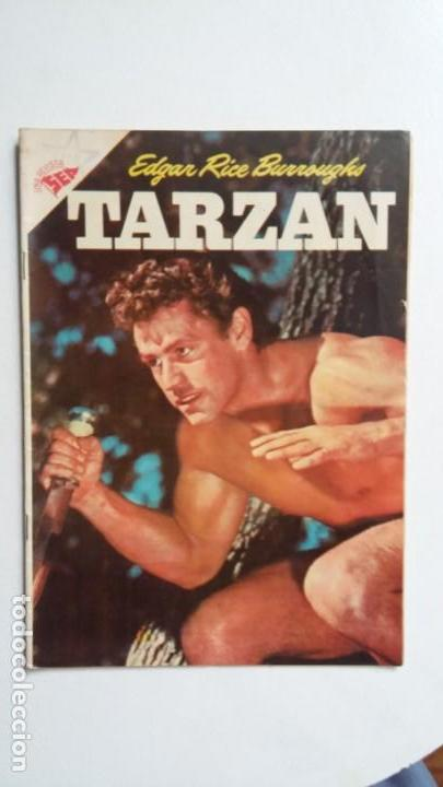 TARZÁN N° 75 (EXCELENTE) - FOTO GORDON SCOTT - ORIGINAL EDITORIAL NOVARO (Tebeos y Comics - Novaro - Tarzán)