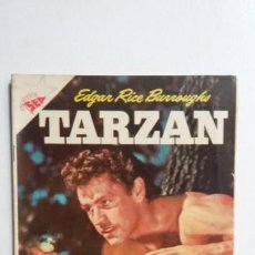 Tebeos: TARZÁN N° 75 (EXCELENTE) - FOTO GORDON SCOTT - ORIGINAL EDITORIAL NOVARO. Lote 141453426