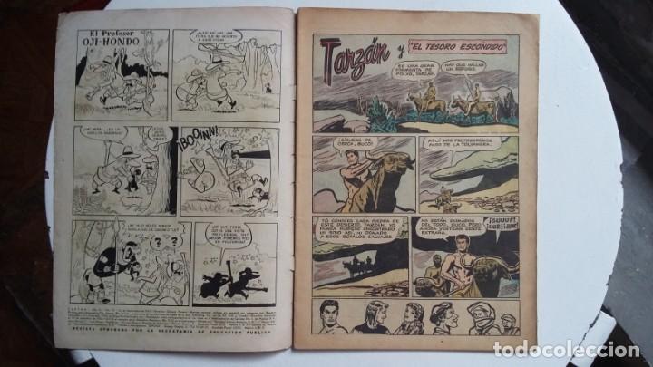 Tebeos: Tarzán n° 70 - Foto Gordon Scott - original editorial Novaro - Foto 2 - 141455250