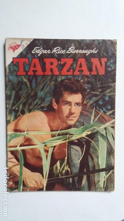 TARZÁN N° 70 - FOTO GORDON SCOTT - ORIGINAL EDITORIAL NOVARO (Tebeos y Comics - Novaro - Tarzán)