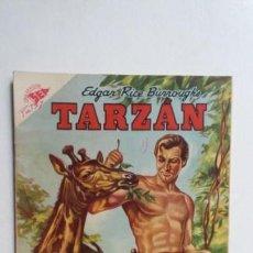Tebeos: TARZÁN N° 67 - ORIGINAL EDITORIAL NOVARO. Lote 141524790