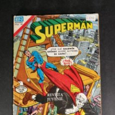 Tebeos: SUPERMAN SERIE AGUILA EDITORIAL NOVARO 2 - 1210 AÑO 1979. Lote 141634422