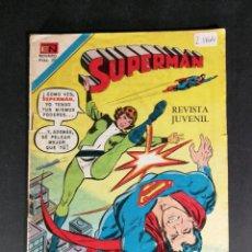 Tebeos: SUPERMAN SERIE AGUILA EDITORIAL NOVARO 2 - 1164 AÑO 1978. Lote 141640186