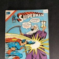 Giornalini: SUPERMAN SERIE AGUILA EDITORIAL NOVARO 2 - 1110 AÑO 1977. Lote 141652898