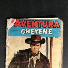 Livros de Banda Desenhada: ORIGINAL NOVARO SEA - AVENTURA PRESENTA CHEYENE Nº 153. Lote 141769582