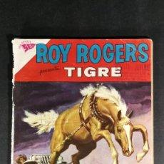 Livros de Banda Desenhada: ORIGINAL NOVARO SEA - ROY ROGERS PRESENTA TIGRE Nº 116. Lote 141777362