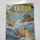 Tebeos: TUROK - EL GUERRERO DE PIEDRA - AÑO IV - Nº 43. EDITORIAL NOVARO. TDKC39. Lote 142018050