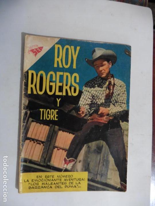 ROY ROGERS Nº83 ORIGINAL (Tebeos y Comics - Novaro - Roy Roger)