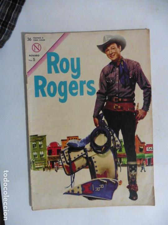 ROY ROGERS Nº 138 ORIGINAL (Tebeos y Comics - Novaro - Roy Roger)