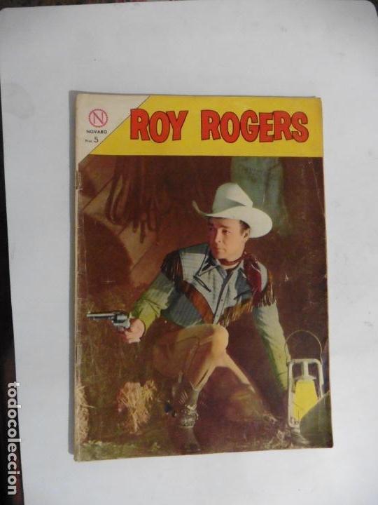 ROY ROGERS Nº 140 ORIGINAL (Tebeos y Comics - Novaro - Roy Roger)
