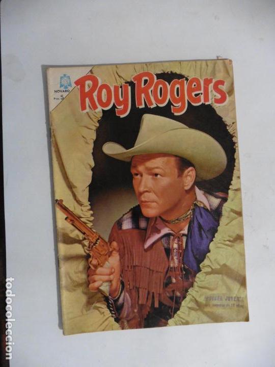 ROY ROGERS Nº 147 ORIGINAL (Tebeos y Comics - Novaro - Roy Roger)