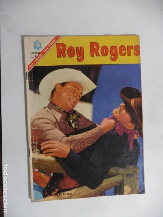 ROY ROGERS Nº 169 ORIGINAL (Tebeos y Comics - Novaro - Roy Roger)