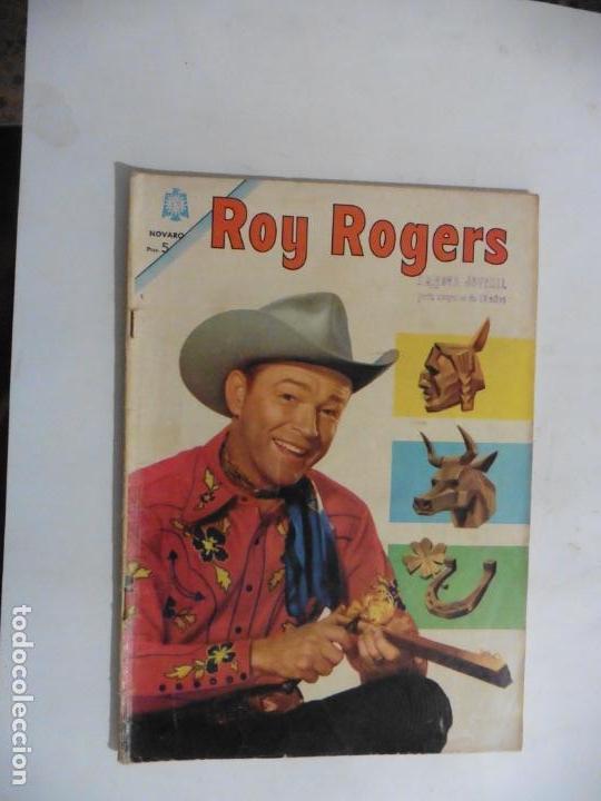 ROY ROGERS Nº 155 ORIGINAL (Tebeos y Comics - Novaro - Roy Roger)