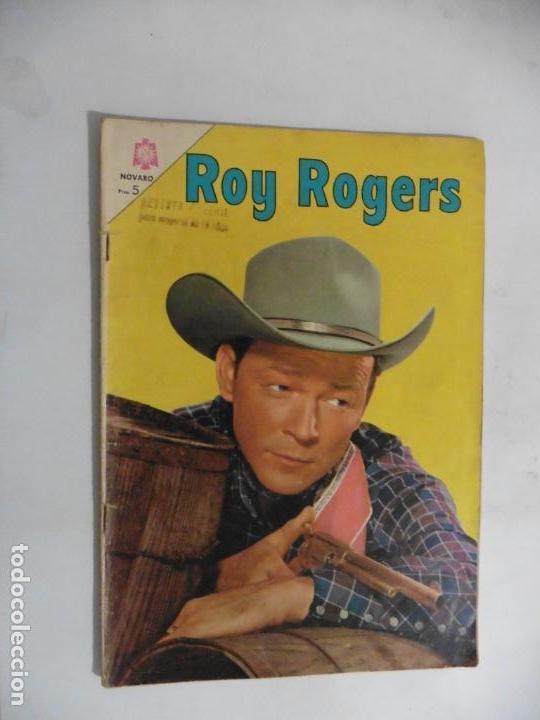 ROY ROGERS Nº 156 ORIGINAL (Tebeos y Comics - Novaro - Roy Roger)