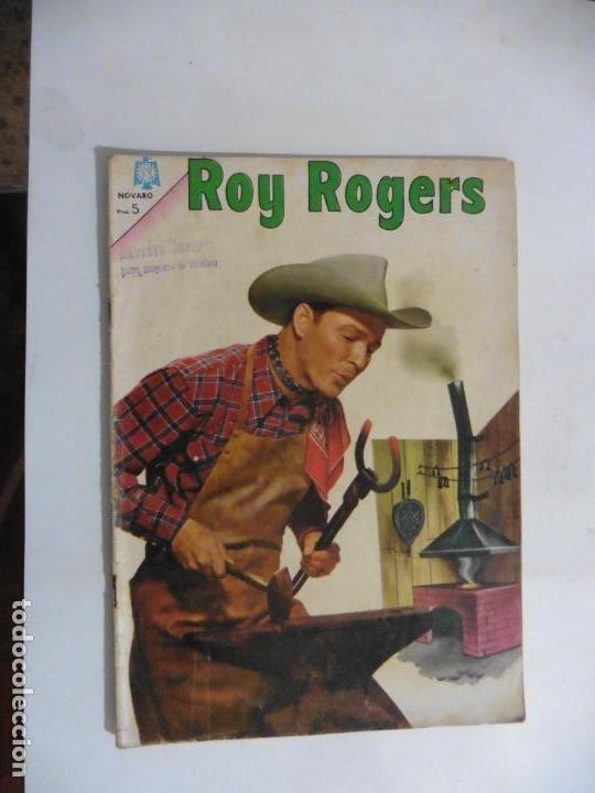 ROY ROGERS Nº 157 ORIGINAL (Tebeos y Comics - Novaro - Roy Roger)