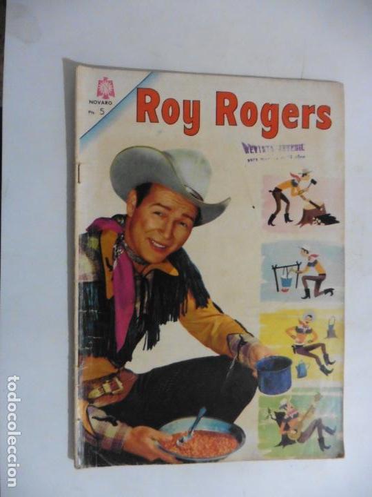 ROY ROGERS Nº 158 ORIGINAL (Tebeos y Comics - Novaro - Roy Roger)
