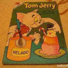 Tebeos: TOM Y JERRY Nº 261 NOVARO WARNER BROS. CARTOONS GI . Lote 142450994